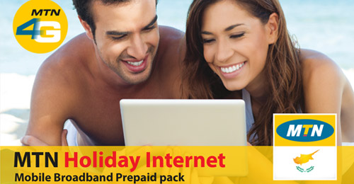 MTN Holiday Internet